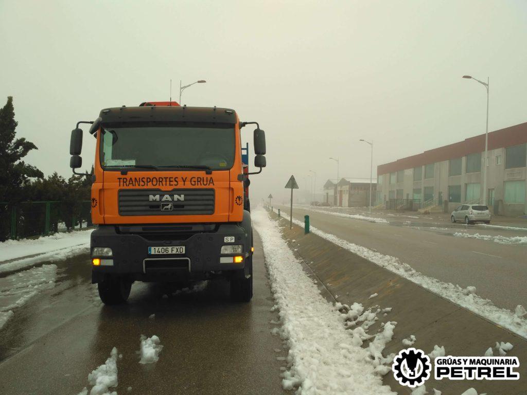 Alternador camion grua caudete petrer elda monovar sax grua