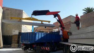 camion grua petrer elda sax monovar
